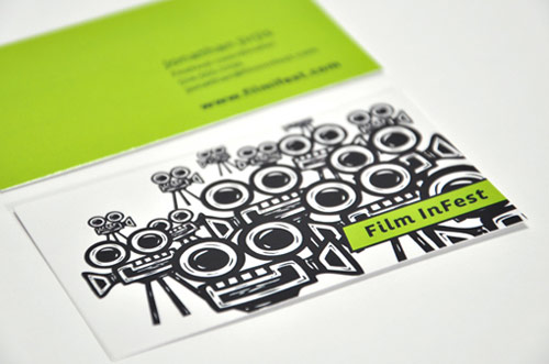 Film InFest Identity Card