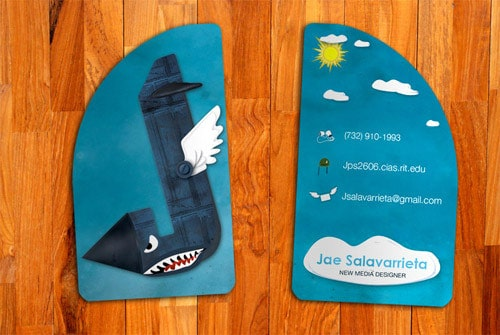 Business Card for: Jae Salavarrieta