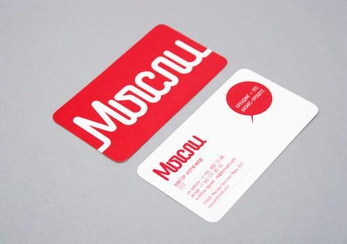 Mysli cards
