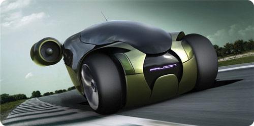 Bridgestone Falcon Concept Car