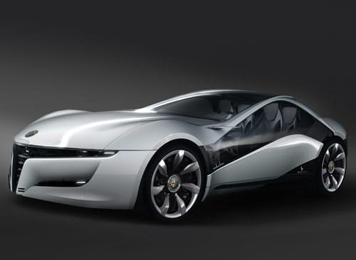 Alfa Romeo Pandion by Bertone