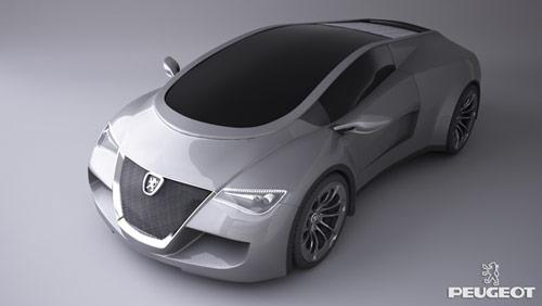 Peugeot Solaire Concept
