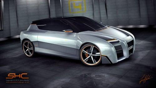 SHC - concept car