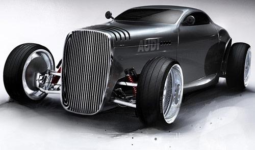 Audi Gentleman's Racer