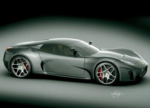 Ferrari Concept 2008