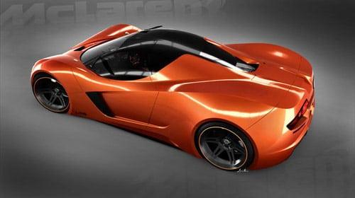 McLaren LM5 Concept