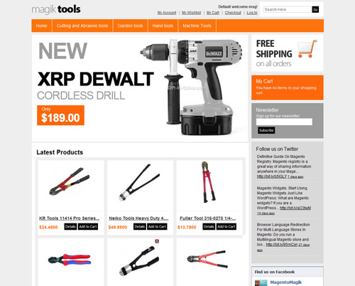 Magik Tools Store