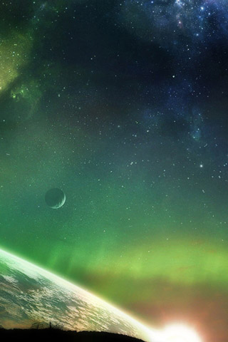outer space wallpapers. Space Lighting