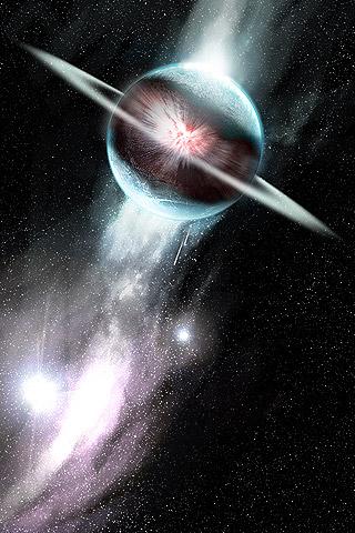 Planet Warp
