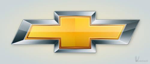 Create the Chevrolet Logo