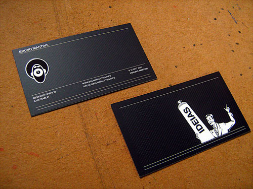 Business Card Design 50 Great Examples Designrfix