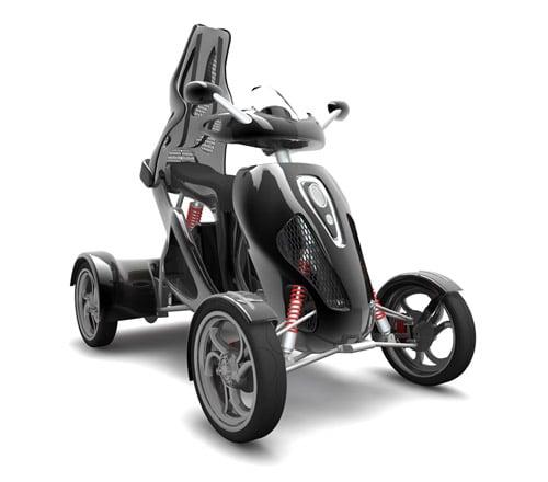 University of Huddersfield Concept vehicle