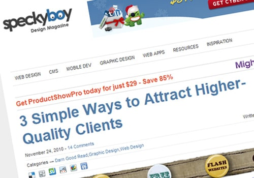 3 Simple Ways to Attract Higher-Quality Clients