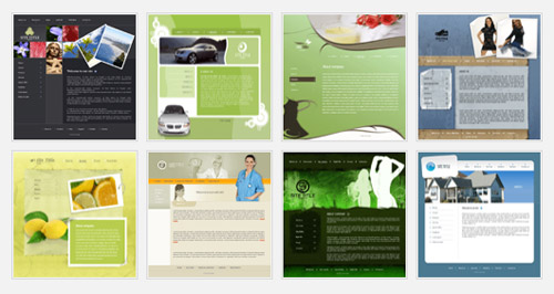 Choose From Over 500 Templates