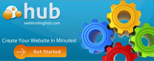 Get your new website online with Web Hosting Hub