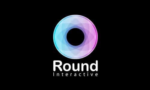 round interactive - Logo Design Ideas