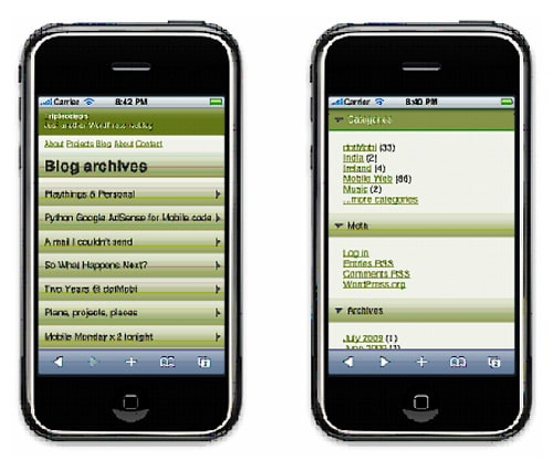 mobile-wordpress