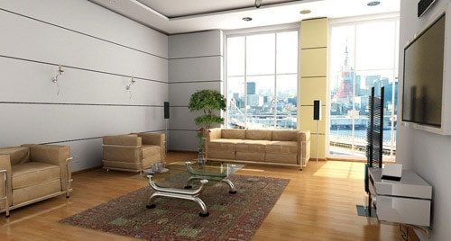 Modern Interior Designs: Beautifully Rendered CG Works Of Art ...