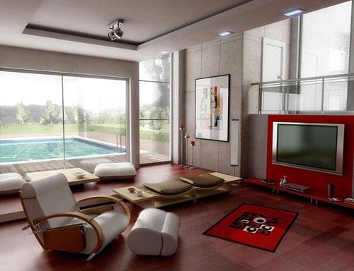 Modern Interior Designs Beautifully Rendered Cg Works Of Art