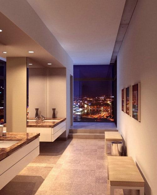 Jason Lee - bathroom