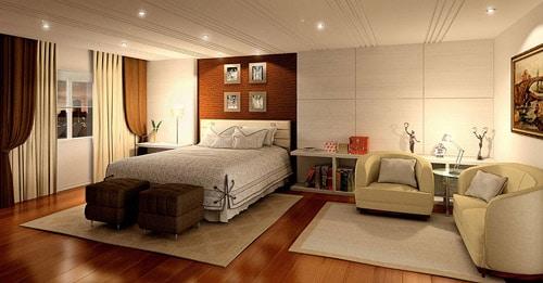 Amilton Diesel - Bedroom