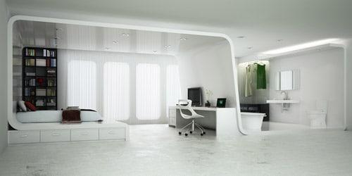 Chen Qingfeng - Bedroom