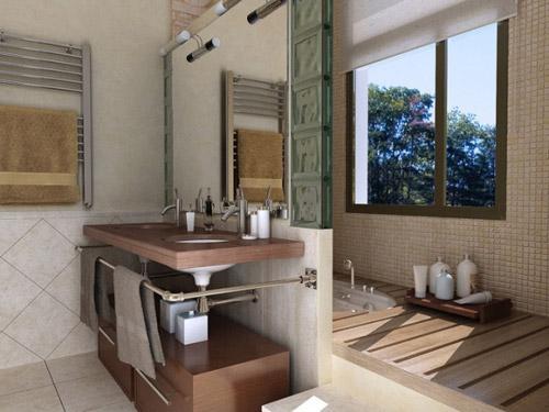 David Sáenz - Simply a bathroom