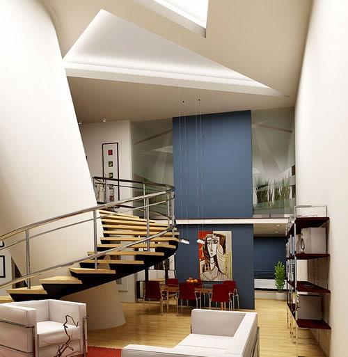 Visarty - Interior