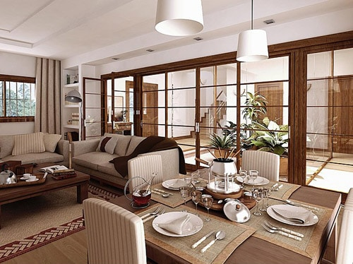 Living Room, David Sáenz