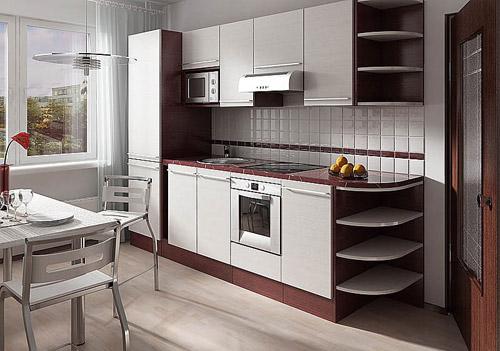 Aleksei Yagotenenko - Kitchen Space