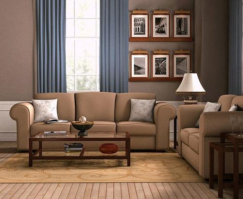 Living Room, Jason Lee