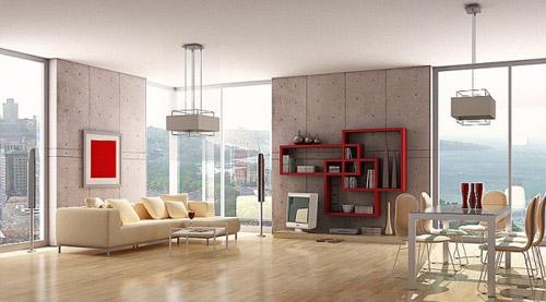 Elif Serencioglu - Living Room Interior