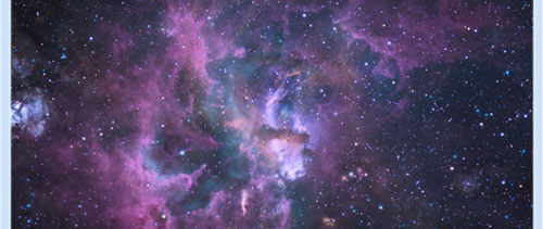 Nebula Brushes by Silver