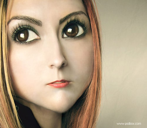 New Manga Effect – 2011 Photoshop Tutorial