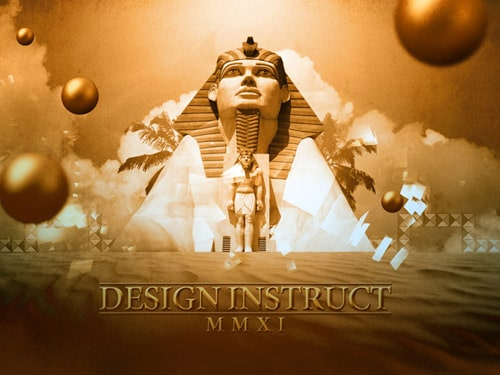 Create a Surreal Ancient Egypt Scene in Photoshop