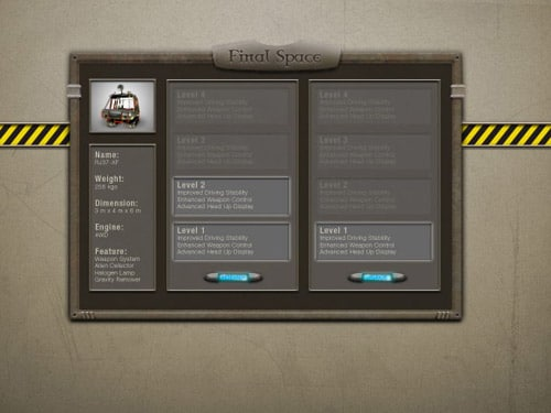 Design a Video Game Interface Window in Photoshop