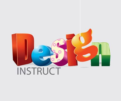 Create an Assortment of 3D Text in Adobe Illustrator