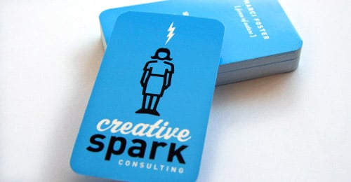 Creative Spark Consulting - Business Cards