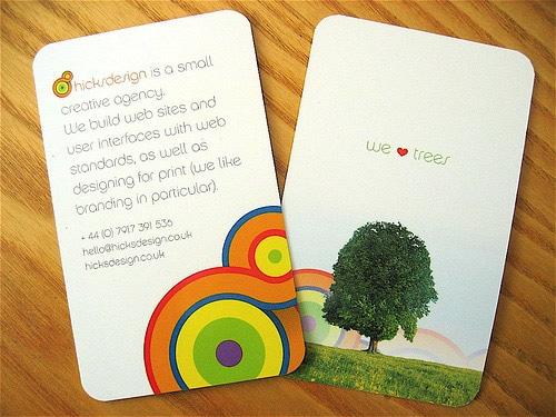 HicksDesign | Business Cards
