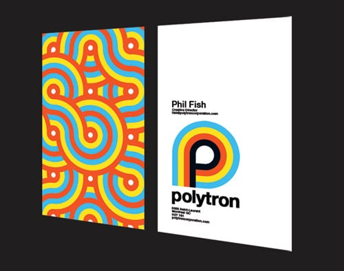 Business Card Design by Phishy