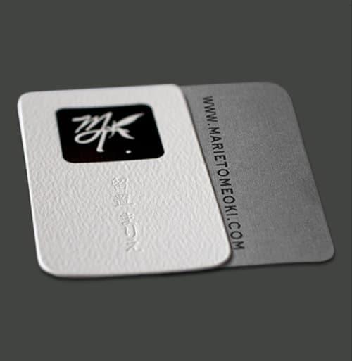 Marietomeoki.com - Artist Business Card