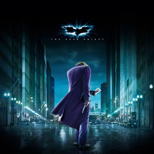 The Dark Knight - iPad Wallpaper