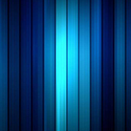 Blue Stripes - iPad Wallpaper