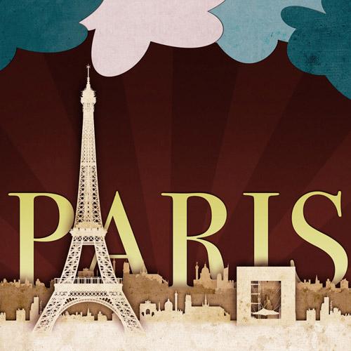 Paris - ipad wallpaper