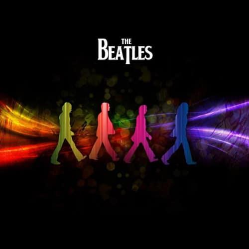 The Beatles - iPad Wallpaper