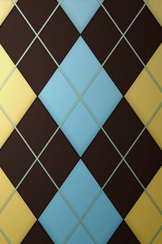 Argyle iPhone Wallpaper