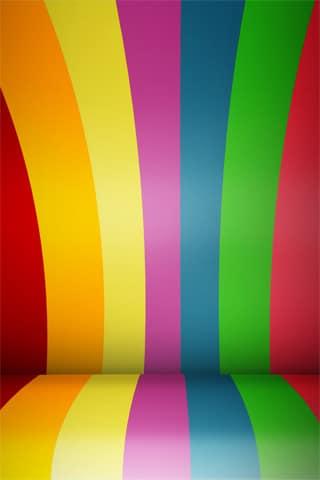 Rainbow Fest   iPhone Wallpaper