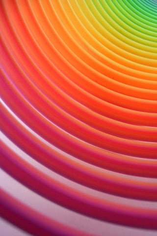 Color Wave | iPhone Wallpaper