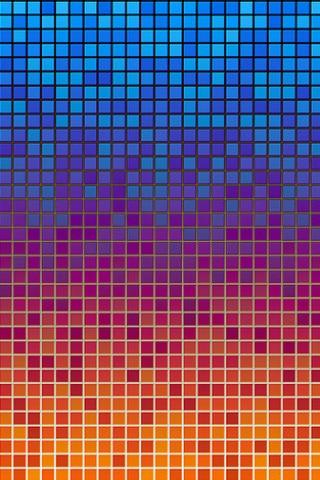 Mosaic iPhone Wallpaper