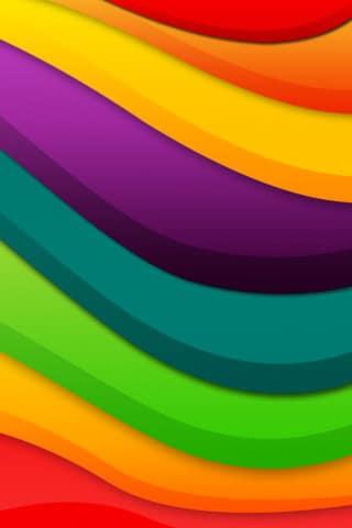 Qalaty Color iPhone Wallpaper
